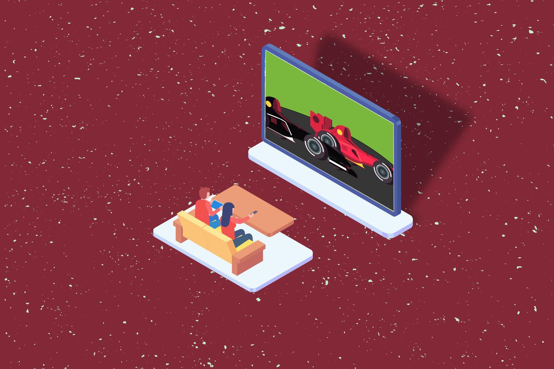 Apuestas online Fórmula 1