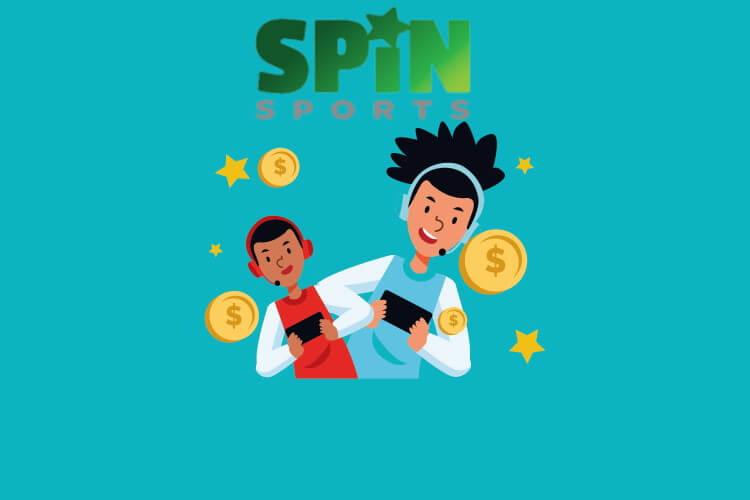 Apuestas deportivas Spin Sports