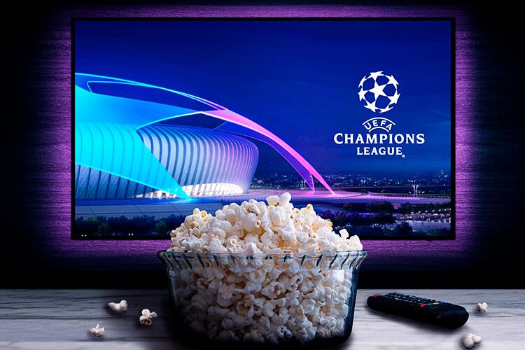 La-Champions-en-la-tele-y-palomitas-de-maiz