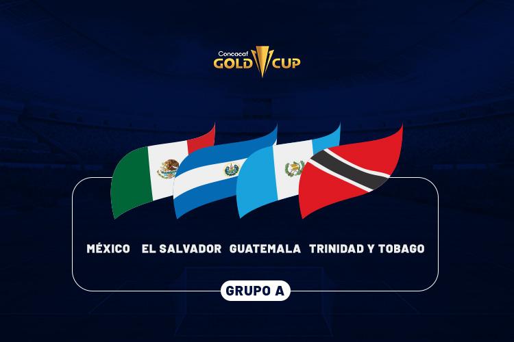 GRUPO A Copa de Oro 2021_2