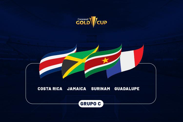 GRUPO C Copa de Oro 2021